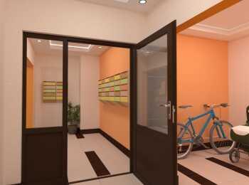 Места для хранения велосипедов
